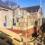 Blockwork on extension