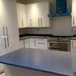 Kitchen installation - work underway